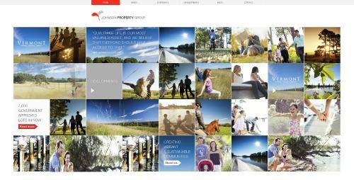 Johnson Property Website