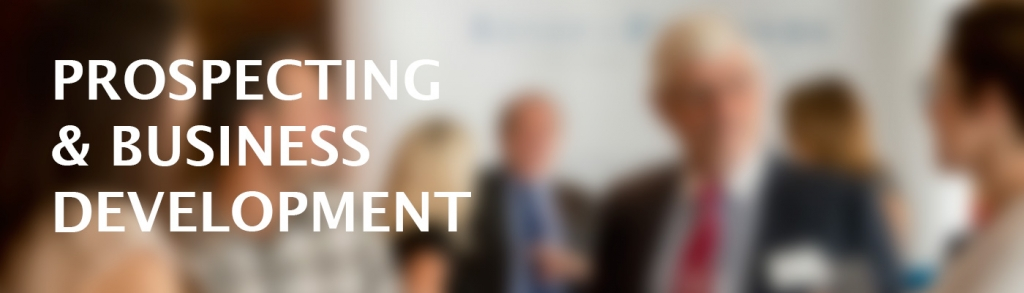 Prospecting & Business Development Workshop
