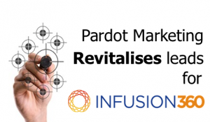 Pardot Marketing Revitalises Leads for InFusion360
